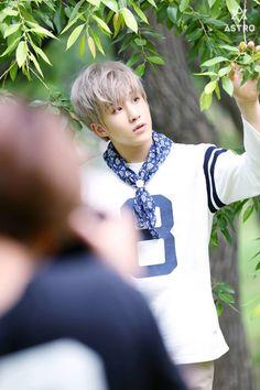 [17.07.16] Behind the scenes of the 2nd mini album - JinJin