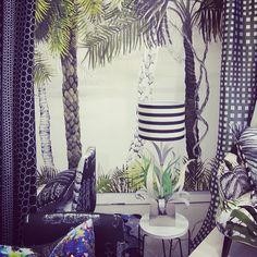 Totally tropical @designersguild