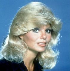 Loni Anderson.. WKRP wouldn't be the same without her