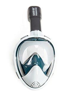 Seaview 180° Panoramic Snorkel Mask- Full Face Design. Se...