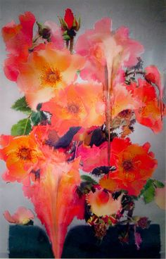 Paintings by Nick Knight #art