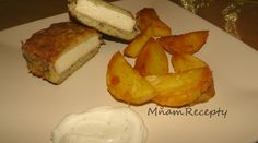 Čiernohorský rezeň z údeného tofu Tofu, French Toast, Cheese, Breakfast, Fit, Morning Coffee, Shape