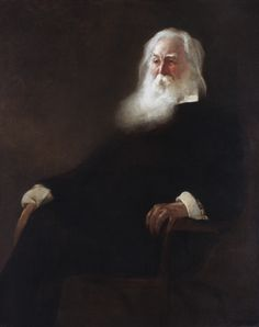 Walt Whitman  John White Alexander (American, Allegheny, Pennsylvania 1856–1915 New York)  Date: 1889  Medium: Oil on canvas  MMA