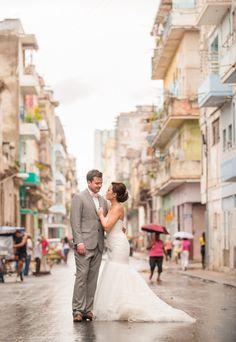 Destination wedding in Cuba. Photo By www.mattkennedy.ca