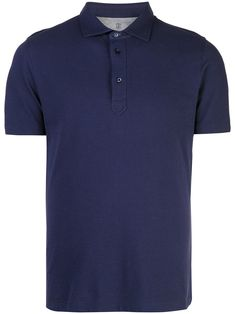 Brunello Cucinelli Slim In Blue Slim Fit Polo Shirts, Brunello Cucinelli, Women Wear, Short Sleeves, Mens Tops, Fashion Design, Blue, African