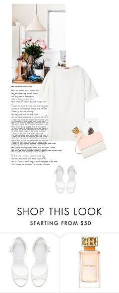 """""""dreams of summer"""" by rosa-loves-skittles ❤ liked on Polyvore featuring Zara, Tory Burch and Eddie"""
