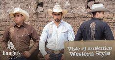 ¿Western Style? Únicamente en Ranger's