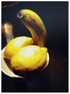 lemons & banana (via arne)