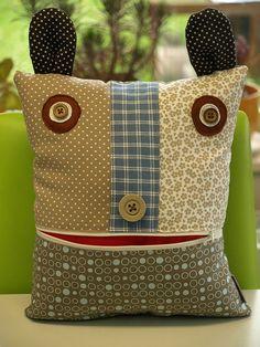 pet pillow by mandarien, via Flickr