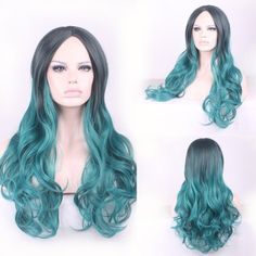 GET $50 NOW | Join RoseGal: Get YOUR $50 NOW!https://m.rosegal.com/cosplay-wigs/gorgeous-black-ombre-blackish-green-428011.html?seid=f76oiug6qk8onlhrammosj4j01rg428011