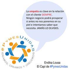#PymesUnidas   Toda Actitud en la empresa es importante:  Mira la reflexión de hoy 14 de Diciembre:  https://www.facebook.com/ElCapidePymesUnidas/