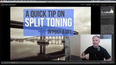 In Post: A Lightroom Split Toning Tip #181
