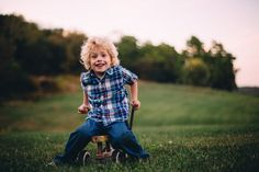 I'm cold. Take me back to these golden hour warm summer child photography sessions. — Kelly Searle Photography