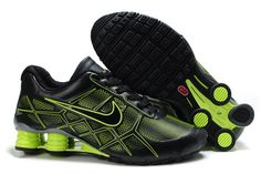 best sneakers 21c5a 50592 Our online shop offers you a wide choice of designs Nike Shox 2012 Turbo 12  Men Green Black,Nike Shox Turbo 12 Men With Genuine Quality