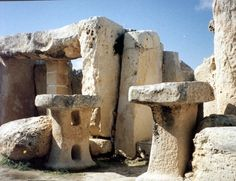 Ħaġar Qim is a megalithic temple complex found on the Mediterranean island of Malta, dating from the Ġgantija phase (3600-3200 BC). The Megalithic Temples of Malta are among the most ancient religious sites on Earth.