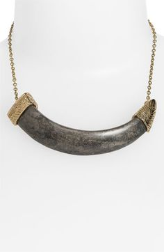 House of Harlow 1960 Horn Necklace | Nordstrom
