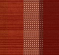 GS4748 Stacy Garcia II Horizontal Silk Weave and Metallic Squares Vertical Stripe Wallpaper by York