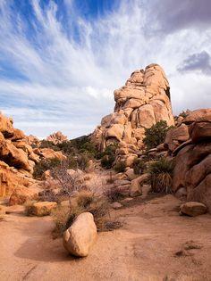 Joshua Tree National Park, Hidden Valley by darthjenni, via Flickr