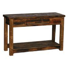 Colorado Reclaimed Wood Sofa Table