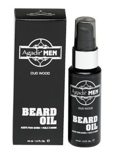 AGADIR BEARD OIL -- This is an Amazon Affiliate link. Read more at the image link.