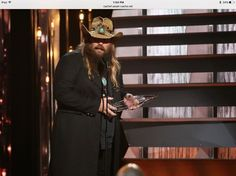 awesome Chris Stapleton and Little Massive The City win large on the forty ninth annual CMA Awards