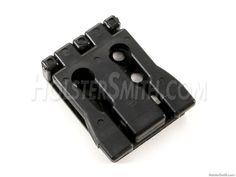 Belt Loops - Tek-Lok™ - Tactical Black - (Small) - (without hardware)