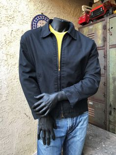 0e3709dc7ea Dickies Vintage Workwear Jacket Men Size M-RG
