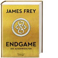 James Frey: ENDGAME. Zwölf Meteoriten. Zwölf Spieler. Nur einer kommt durch....