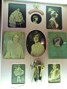 Jeremiah's Vanishing New York: Ziegfeld Museum: Marilyn Miller