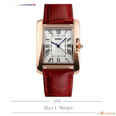 Cheap clock men, Buy Quality clock safe directly from China clock tyre Suppliers: 2016 Skmei Brand Elegant Retro Watches Women Fashion Luxury Quartz Watch Clock Female Casual Leather Women's Wristwatches Retro Watches, Casual Watches, Women's Dress Watches, Wrist Watches, Women's Watches, Analog Watches, Luxury Watches, Cheap Watches, Brown Leather Strap Watch