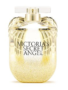 Victoria's Secret Angel Gold Eau de Parfum$52 Fragrance type: Fruity floral Notes: Sparkling bergamot, lush gardenia and musk Iconic Angel wing bottle