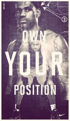 Own Your Position - Nike Ad by Adam , Adam Larson