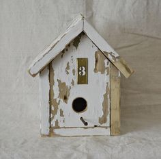 1000 images about bird gardens on pinterest rustic - Old barn wood bird houses ...