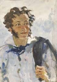 Картинки по запросу репин пушкин