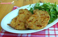 Cotolette di lonza al forno ricetta secondo piatto di carne leggero, facile da preparare, senza frittura. Ricetta senza lattosio. Blog giallo zafferano.