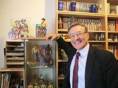 Fabio Civitelli em casa do pard Francesco Micoli