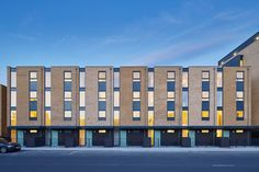 The Future of Social Housing: Urban Low-Rise, High-Density Developments - Architizer Architecture Life, British Architecture, Residential Architecture, Southampton City, Social Housing, British Home, Best Architects, Cool Apartments, Affordable Housing