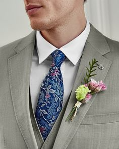Accessorise the latest designer ties, bow ties, pocket squares, shoes, cufflinks and more from Ted Baker and effortlessly find your winning wedding look. Designer Ties, Wool Suit, Tie The Knots, Wedding Looks, Wedding Men, Bridal Boutique, Silk Ties, Well Dressed, Wedding Accessories