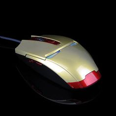 Iron man design usb #2000dpi #wired optical #gaming mouse for pc laptop g tide,  View more on the LINK: http://www.zeppy.io/product/gb/2/162104398545/