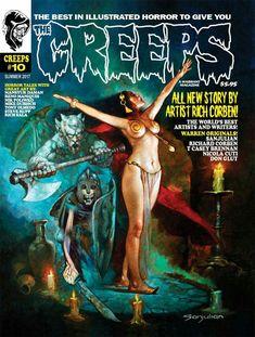 Sanjulian, Creeps No.10, 2017-Summer.