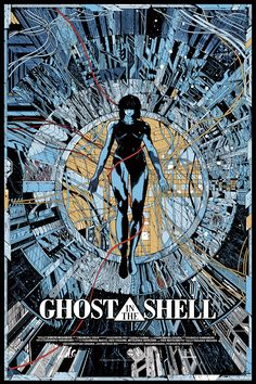 Ghost in the Shell by Kilian Eng *