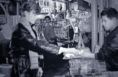 David Bowie in Kyoto 1980 by Masayoshi Sukita