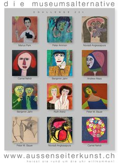 Challenge No.234 Museum, Challenges, Baseball Cards, Frame, Artist, Decor, Alternative, Picture Frame, Decoration