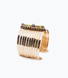 ZARA - WOMAN - Cuff-style bracelet 19.90 USD