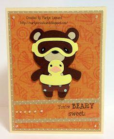 Teddy Bear Parade - Swimmer 1