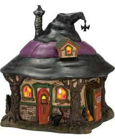 Dept. 56 Witch Home