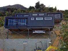 Bachbox : modular homes, New Zealand