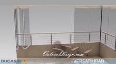 ValoraDesign.com Cierre de Cristal Plegable para balcon Mirador Ducasse Divider, Room, Furniture, Design, Home Decor, Verandas, Balconies, Fireplaces, Blinds