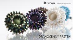 Prsten z PRECIOSA Twin™, PRECIOSA Solo™ a PRECIOSA Candy™