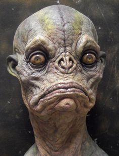 I'm so getting into lifecasting/special effects makeup/prosthetics